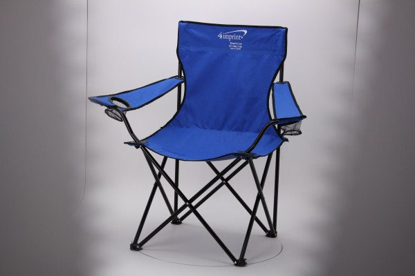 Folding Chair with Carrying Bag 360 View