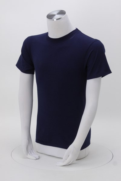 Hanes Beefy-T - Embroidered - Colors 360 View