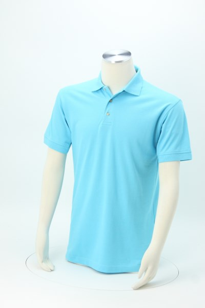 Superblend Pique Polo - Men's 360 View