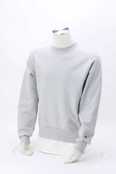 Champion Reverse Weave 12 oz. Crew Sweatshirt - Screen 360 View