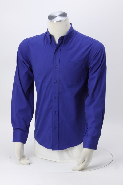 Workplace Easy Care Twill Shirt - Men's 360 View