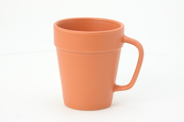 Flower Pot Mug - 14 oz. 360 View