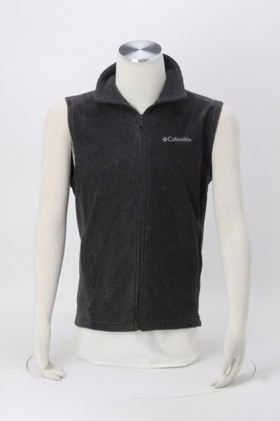 Columbia Sportswear Fleece Vest - Men's 360 View