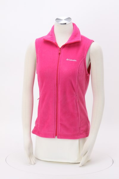 Columbia Sportswear Fleece Vest - Ladies' 360 View