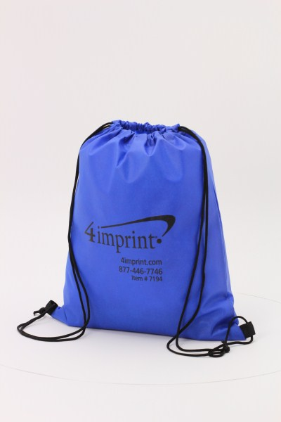 Promotional Drawstring Sportpack 360 View