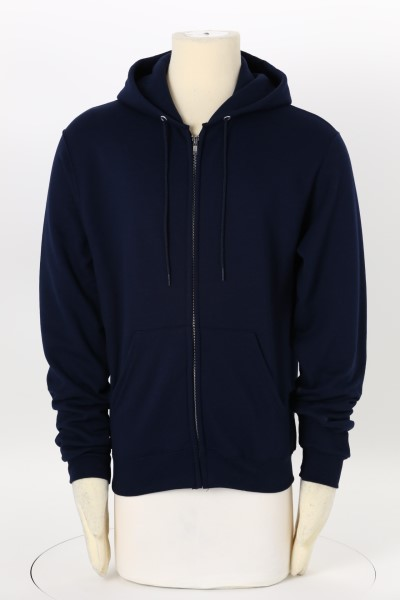 Champion Full-Zip Hoodie - Embroidered 360 View