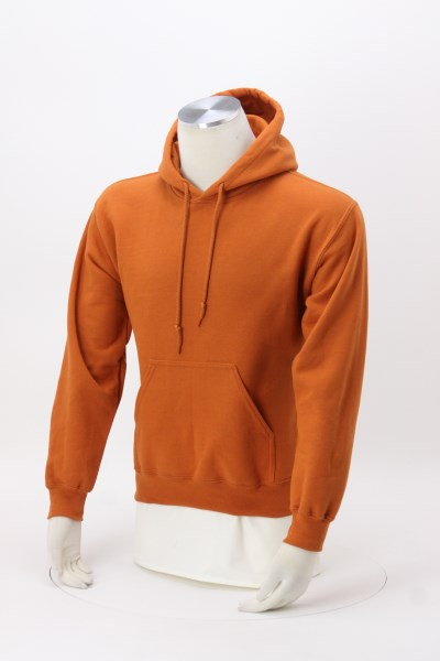 Gildan 50/50 Heavyweight Hoodie - Screen 360 View
