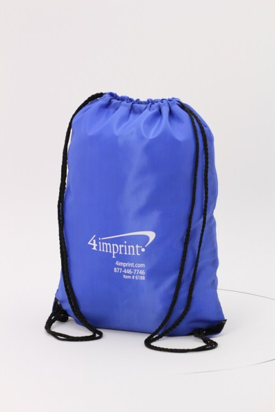 Drawstring Sportpack - 18 inches x 14 inches 360 View