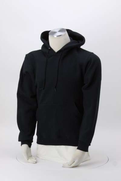 Fruit of the Loom Supercotton Hooded Sweatshirt - Embroidered 360 View