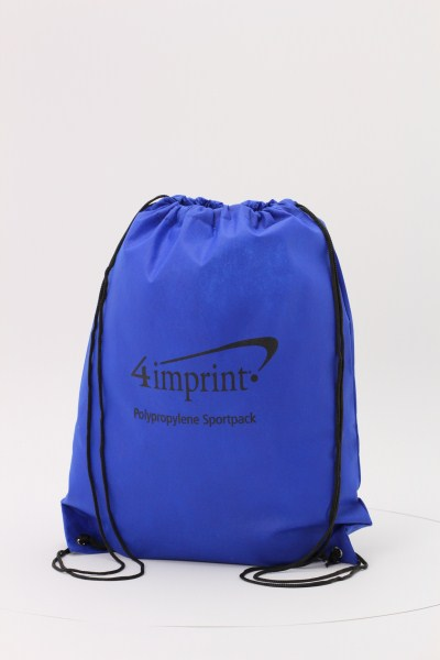 Polypropylene Sportpack - 24 hr 360 View