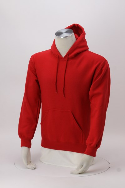 Gildan 50/50 Heavyweight Hoodie - Applique Twill - Colors 360 View