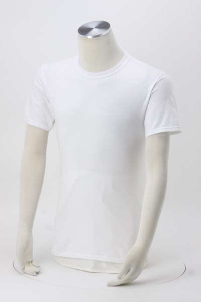 Fruit of the Loom HD T-Shirt - Men's - White 360 View