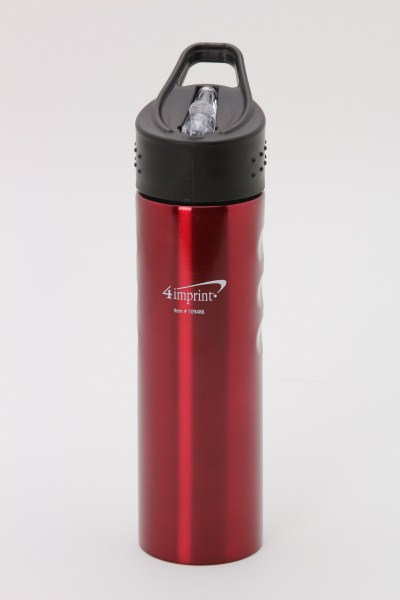 g-Storm Stainless Sport Bottle - 24 oz. 360 View