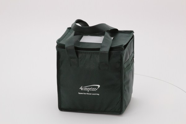Square Non-Woven Lunch Bag 360 View