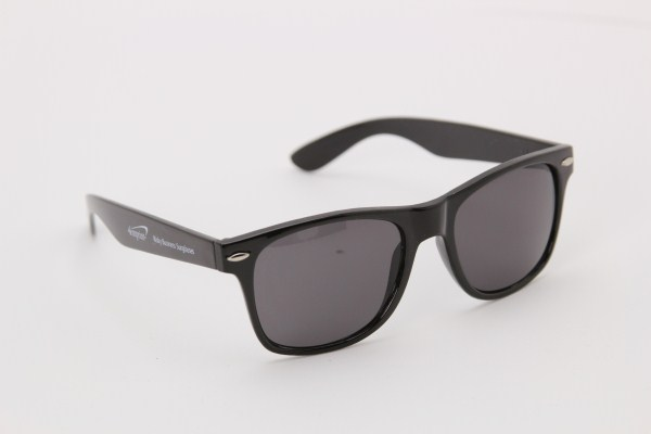Risky Business Sunglasses - Opaque 360 View