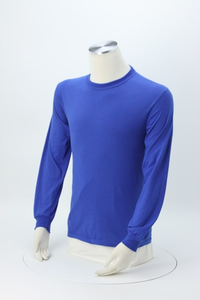 Gildan 5.5 oz. DryBlend 50/50 LS T-Shirt - Screen - Colors 360 View