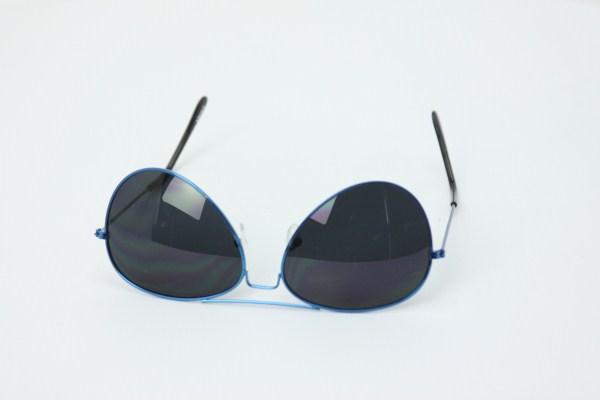 Airman Aviator Sunglasses 360 View