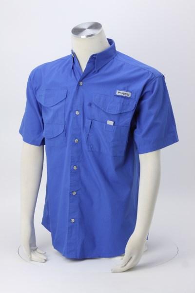 Columbia Bonehead Short Sleeve Shirt 360 View
