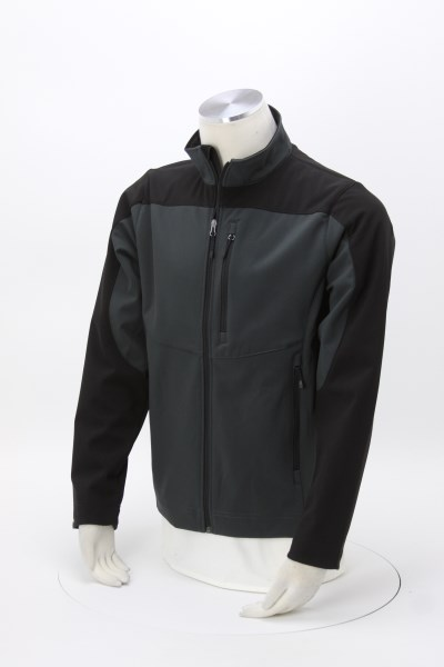 Storm Creek Waterproof Soft Shell Jacket - Men's 360 View