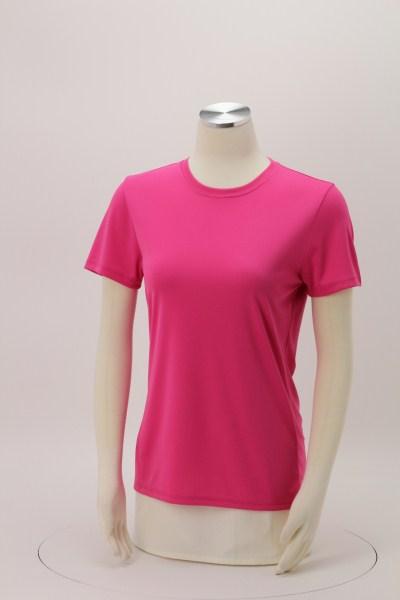 Hanes 4 oz. Cool Dri T-Shirt - Ladies' - Screen 360 View