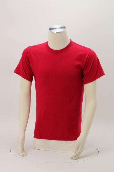 Hanes Authentic T-Shirt - Screen - Colors 360 View