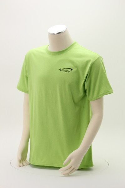 Hanes Authentic T-Shirt - Screen - Colors - 24 hr 360 View