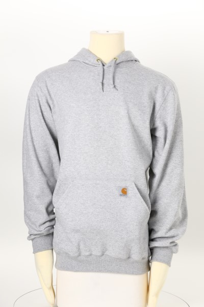 Carhartt Midweight Hooded Sweatshirt - Embroidered 360 View