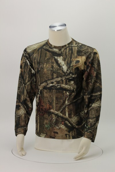 Performance LS Camo T-Shirt 360 View