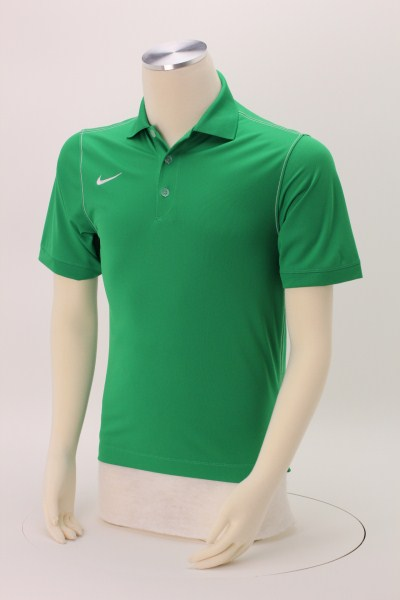 Nike Performance Stitch Accent Pique Polo - Men's 360 View