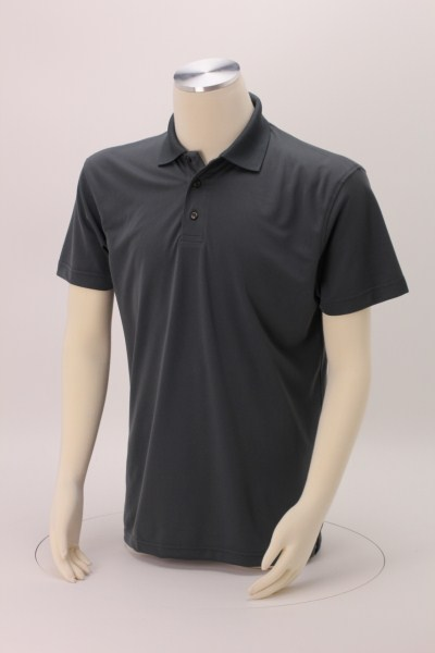 Blue Generation Snag Resistant Wicking Polo - Men's 360 View