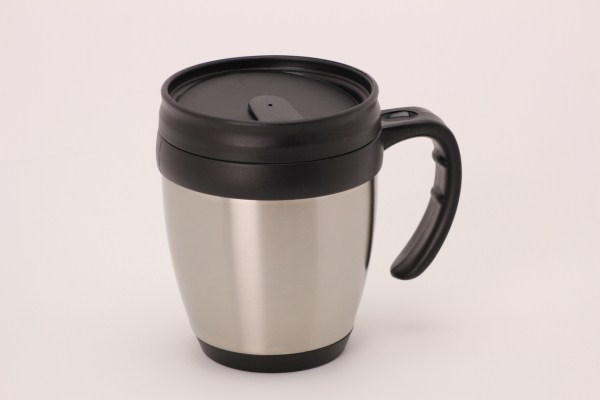 Java Desk Mug - 14 oz. 360 View