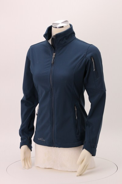 0e5ec7be4d1 4imprint.com  Eddie Bauer Soft Shell Jacket - Ladies  116566-L
