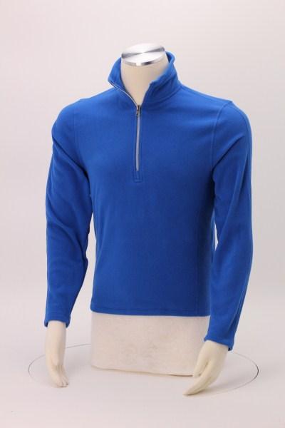 Microfleece 1/2-Zip Pullover - Men's 360 View