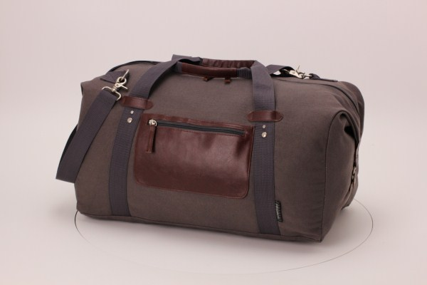 Field & Co. Vintage Duffel 360 View