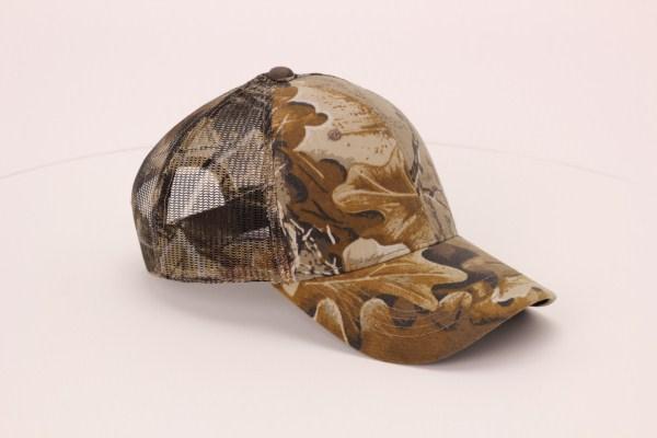 Outdoor Cap Mesh Camo Hat - Advantage Classic 360 View
