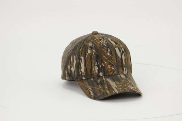 Outdoor Cap Classic Camouflage Cap - Mossy Oak Break-Up 360 View