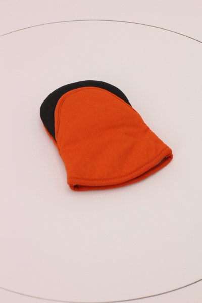 Easy-On Oven Mitt with Grip 360 View
