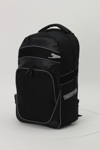 Slazenger Competition Backpack 360 View