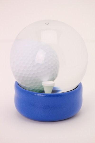 Golf Globe Game 360 View