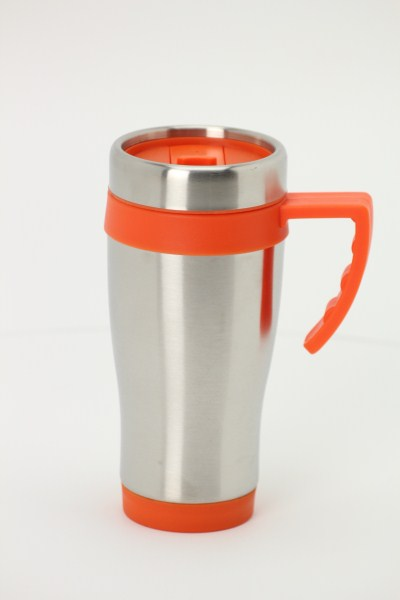 Seaside Travel Mug - 15 oz. 360 View