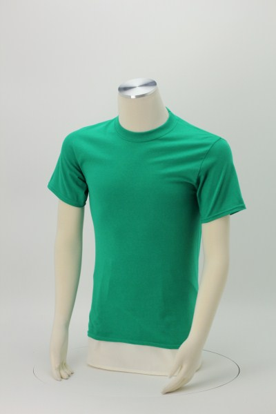 Soft Spun Cotton T-Shirt - Men's - Colors - Screen 360 View