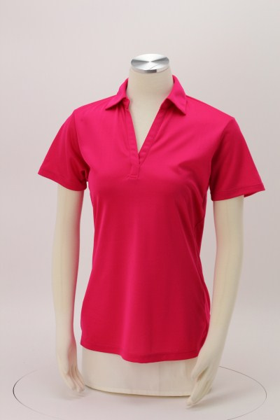 Silk Touch Performance Sport Polo - Ladies' - Embroidered 360 View