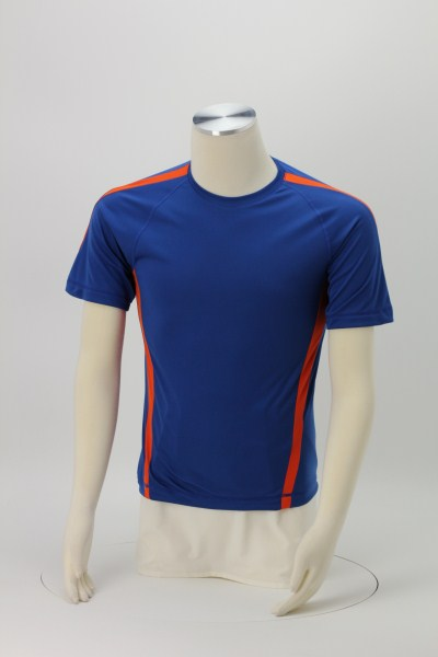 Colorblock Contender Tee - Men's 360 View