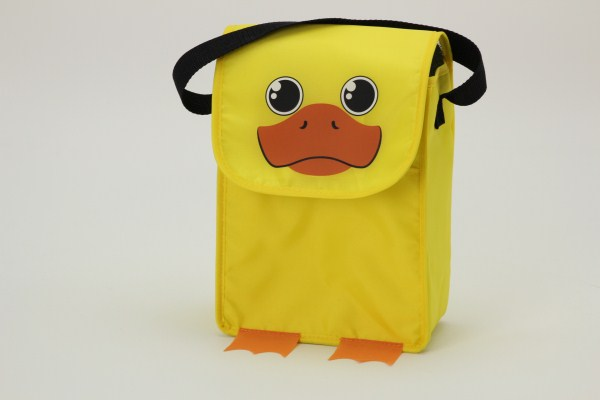 Paws and Claws Lunch Bag - Duck 360 View