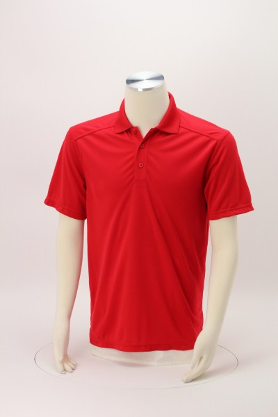 Snag Resistant Micro-Mesh Polo - Men's 360 View