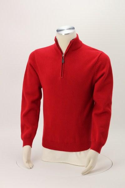 1/4-Zip Sweater - Men's 360 View