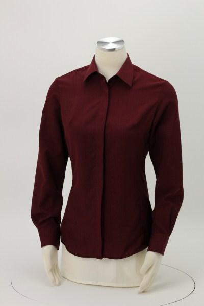 Batiste Dress Shirt - Ladies' 360 View