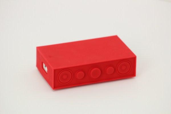 Blasting Brick Amplifier 360 View