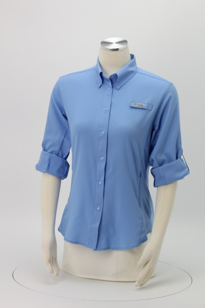 Columbia Tamiami II Roll Sleeve Shirt - Ladies' 360 View