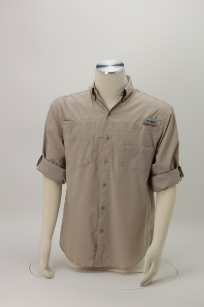 Columbia Tamiami II Roll Sleeve Shirt - Men's 360 View